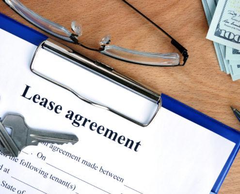 break a lease